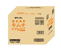 熟成濃厚キムチチゲ用スープ マイルド/(10パック入)