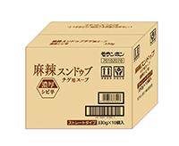 麻辣スンドゥブチゲ用スープ 濃厚シビ辛/(10パック入)