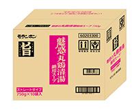 コク旨スープがからむ 魅惑の丸鶏清湯鍋用スープ/(10パック入)