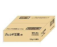 プルコギ豆腐の素/(10パック入)