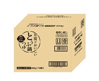 豆腐がおいしい とうふ鍋つゆ みそ豆乳味/(10パック入)