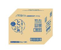豆腐がおいしい とうふ鍋つゆ あごだし醤油味/(10パック入)