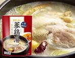 蔘鶏湯ハーフサイズ